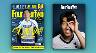323 cover FourFourTwo Son
