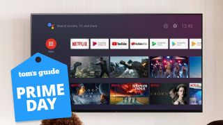 Sony A8H OLED TV deal Prime Day