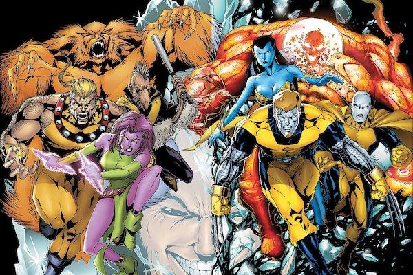 X-Men Exiles Team Lineup