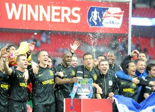 Soccer – FA Cup – Final – Manchester City v Wigan Athletic – Wembley Stadium