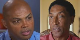After The Last Dance's Scottie Pippen Questioned His Toughness, Charles Barkley Claps Back