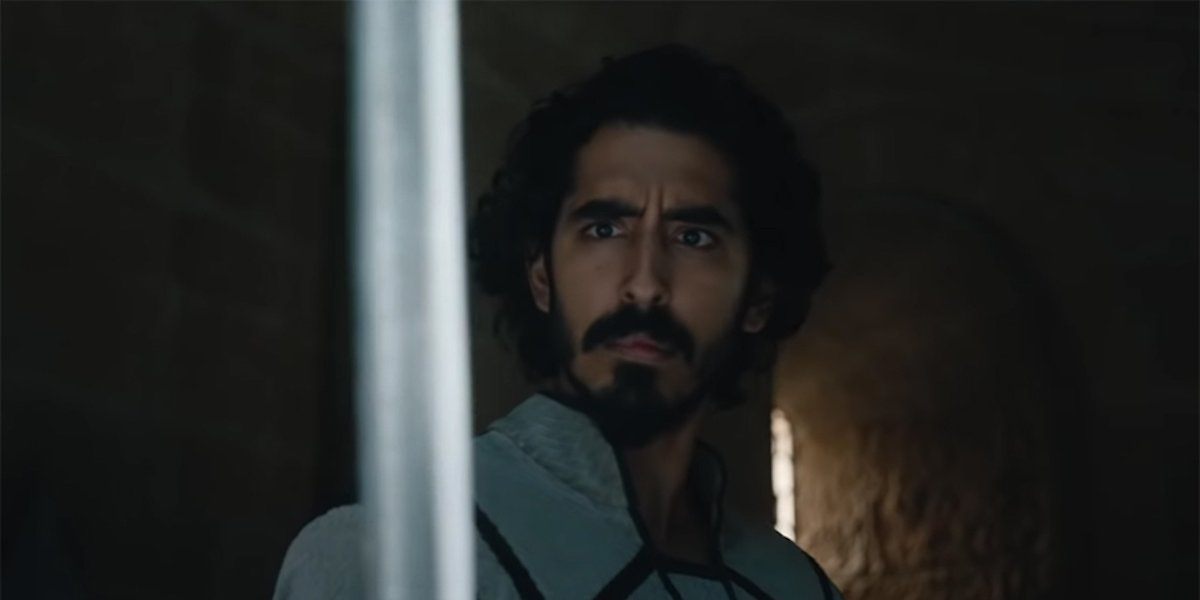 After The Green Knight Screened, Fans Can't Stop Thirsting Over Dev Patel