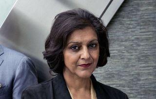 Meera as Goldie in The Split