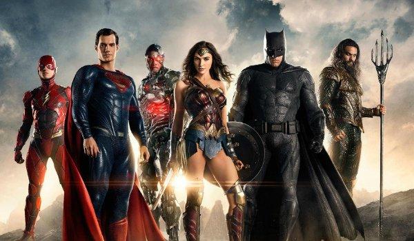 The Justice League cast