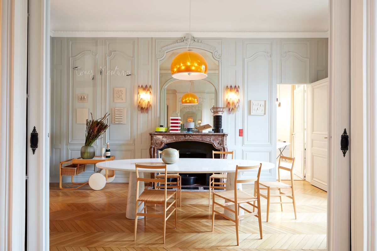 If you're after more maximalist than minimalist, look to Abigail Ahern
