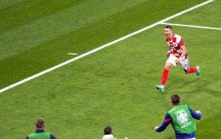 Ivan Perisic Euro 2020 Scotland Croatia