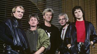Yes, band group shot