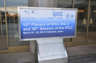 IPCC, climate change, global warming