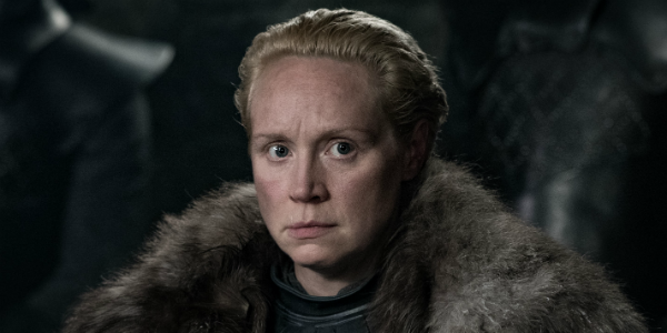 Game of Thrones Gwendoline Christie Brienne of Tarth HBO