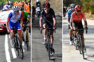 Thomas Gaudu Quintana 8 riders to watch Dauphine 2021