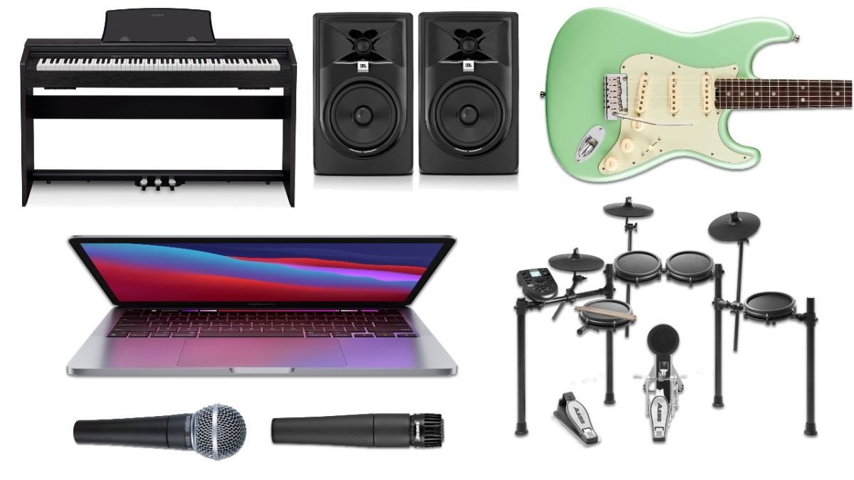 38 Black Friday and Cyber Monday deals you can still buy – laptops, guitars, keyboards, electronic drum sets and more