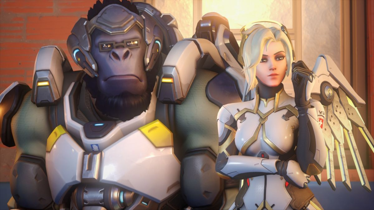 Overwatch pros fined $1,000 for talking about 'big dick' in chat