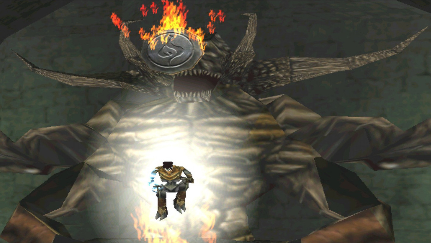 Legacy Of Kain: Soul Reaver has been 'temporarily removed' from Steam
