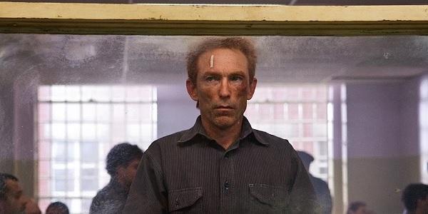 Watchmen Walter Kovacs prison lunch line