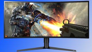 LG 34-inch Monitor