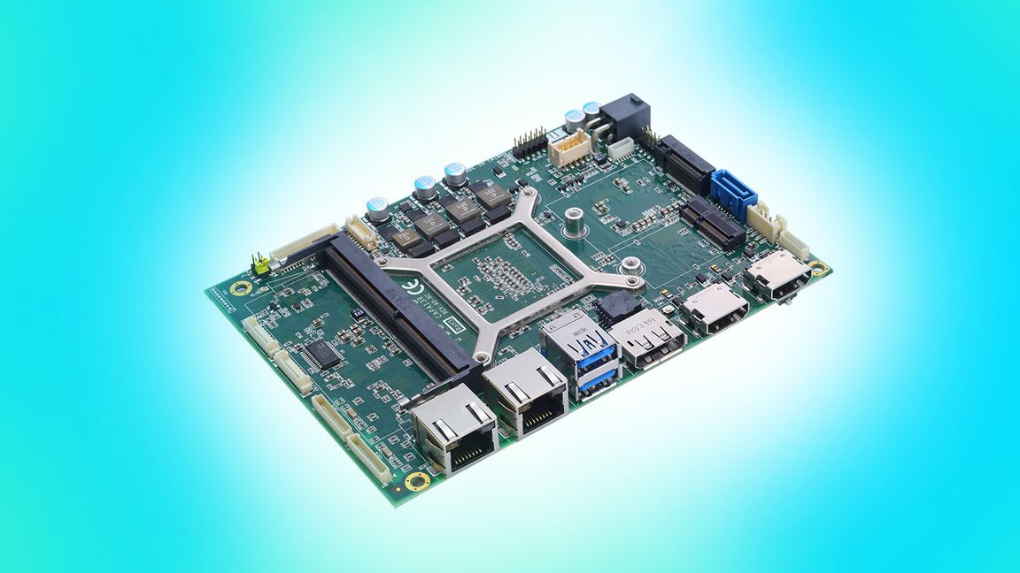 AMD Ryzen-Powered Raspberry Pi Rival Uses Radeon Vega Graphics - Tom's Hardware UK