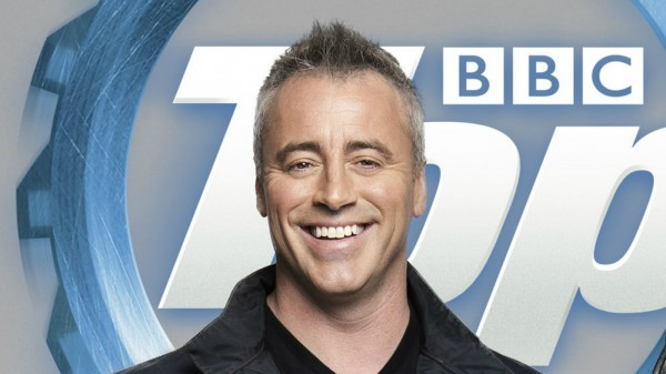 Top Gear host Matt LeBlanc