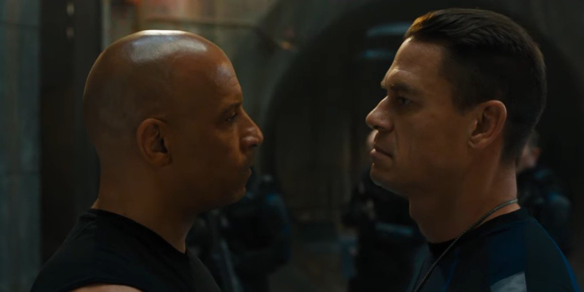 Vin Diesel, John Cena - F9