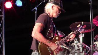 George Lynch pays tribute to Eddie Van Halen