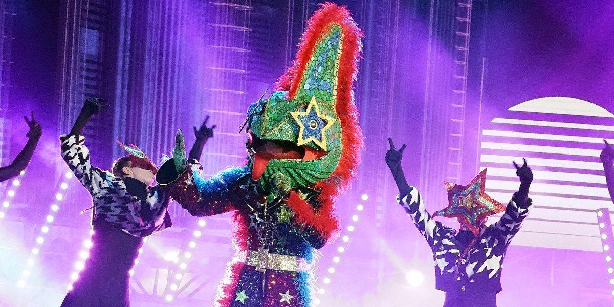 The Chameleon The Masked Singer Fox