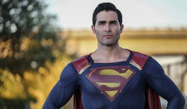 supergirl tyler hoechlin superman the cw