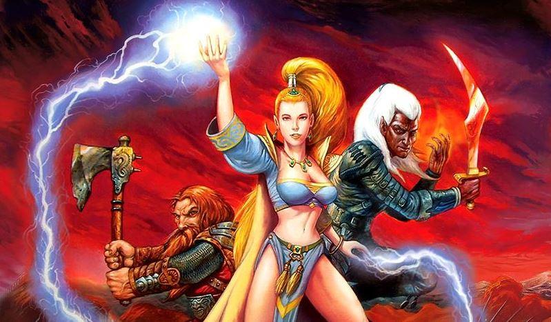 Fantasy on Flipboard by Aaron Guerra | Kickstarter, Arnold