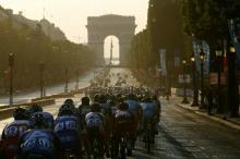 The sun sets on the 100th Tour de France.
