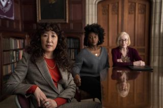 Sandra Oh stars in Netflix comedy The Chair.