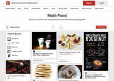 PINTEREST PAGES FOR MATH TEACHERS