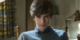 Bates Motel's Freddie Highmore Has Another TV Show In The Works