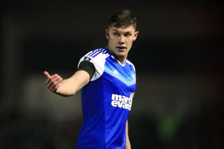 Lincoln City v Ipswich Town – Emirates FA Cup – Third Round Replay – Sincil Bank