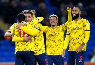 Cardiff City v West Bromwich Albion – Sky Bet Championship – Cardiff City Stadium