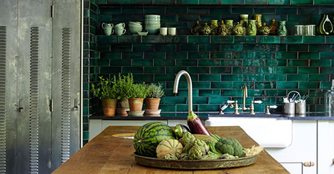 Kitchen colour ideas to create a vibrant lift to your space