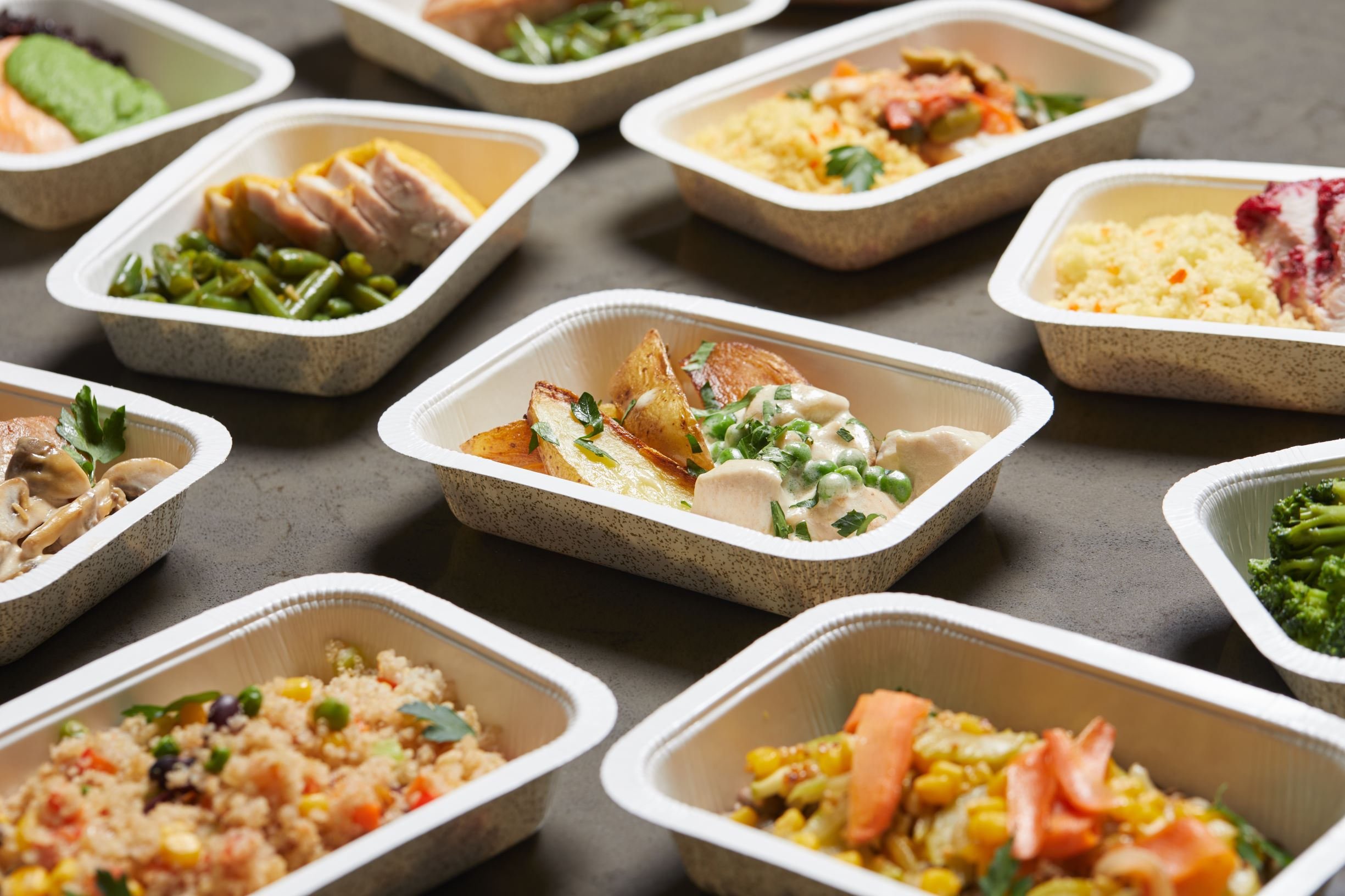 How do take-aways and pre-cooked meals adhere to Coronavirus safety measures?