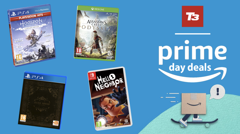 PS4 Xbox Switch PC games Amazon Prime Day deals 2020