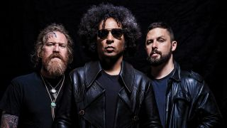 A press shot of Giraffe Tongue Orchestra