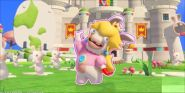 Rabbids Peach Dances To Beyonce In Just Dance Trailer
