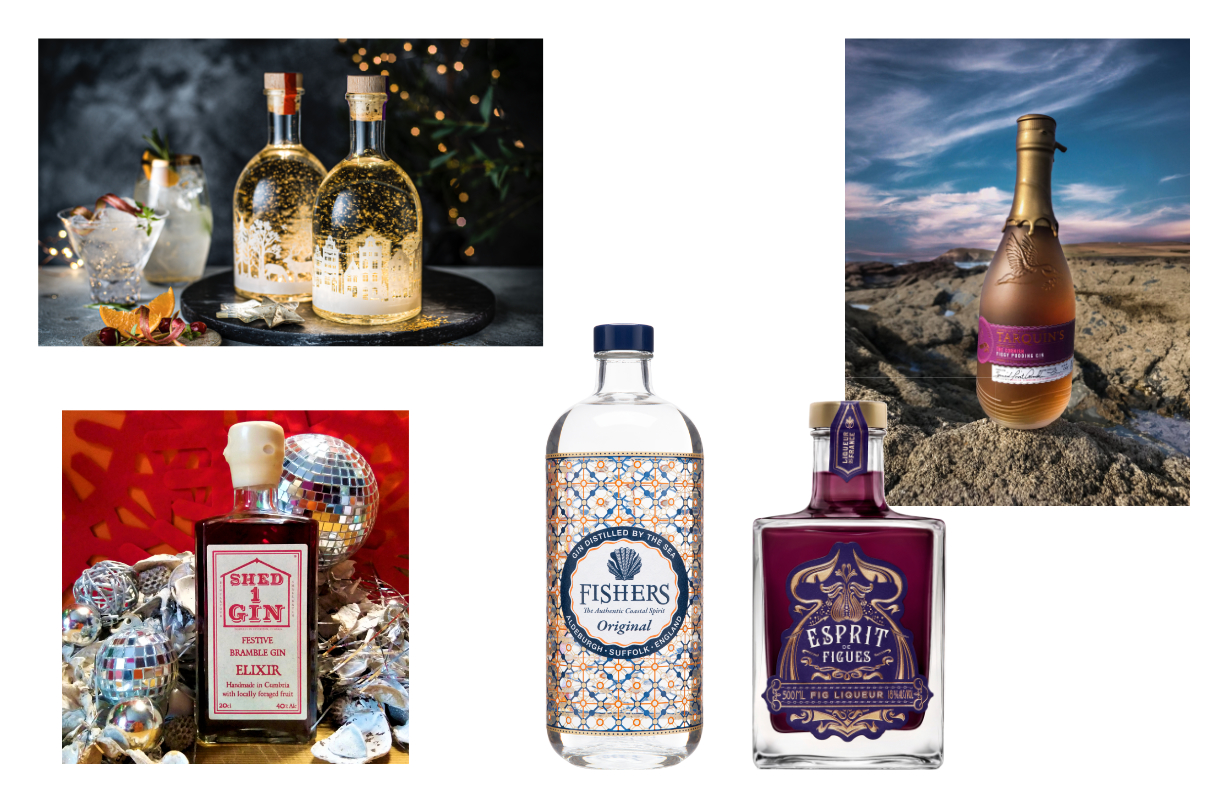 Woman and Home Christmas taste tests 2020 winners spirits