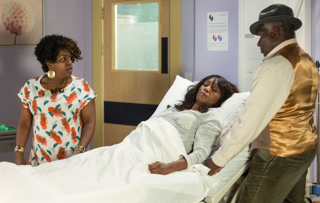 EastEnders Denise Fox Kim Hubbard