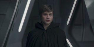 Luke Skywalker (Mark Hamill) on The Mandalorian (2020)