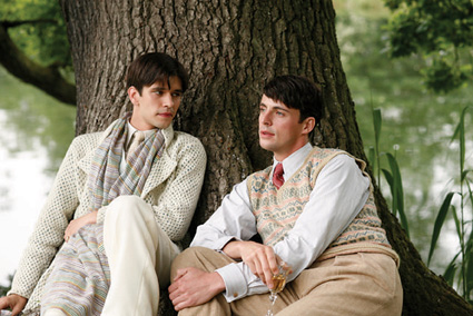 Ben Wishaw, Matthew Goode