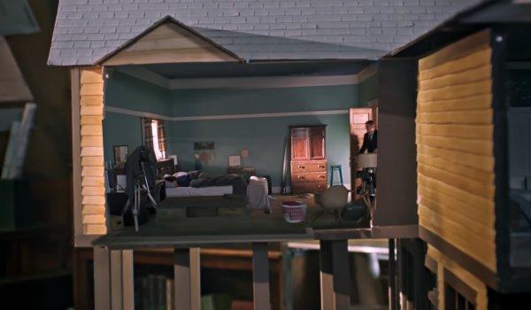 hereditary opening scene dollhouse