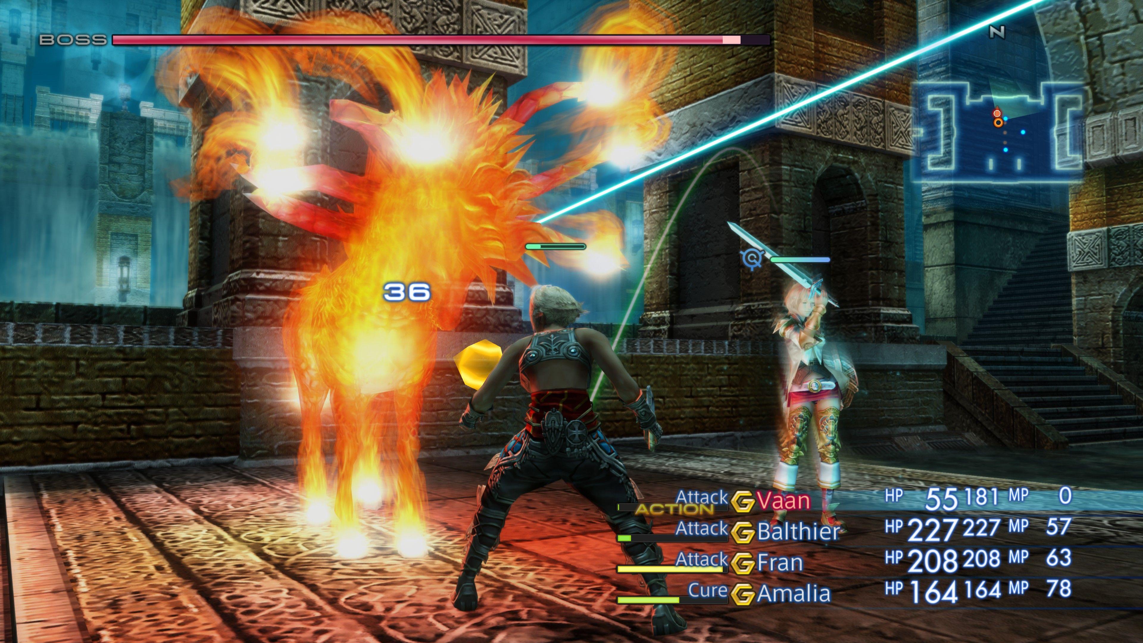 Лучшие РПГ - Final Fantasy XII: Эпоха Зодиака