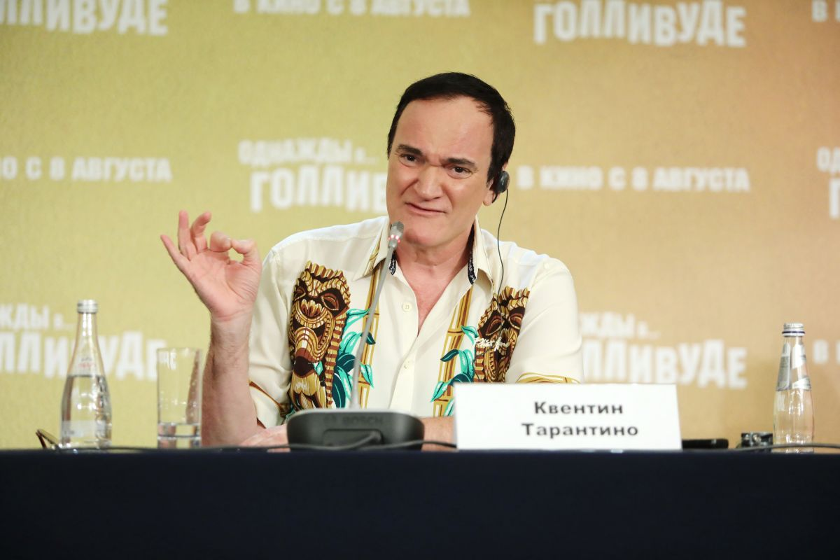 "Quentin Tarantino's final movie will be a horror – if he ""comes up with a terrific horror story"""