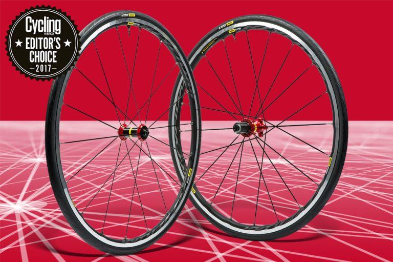 Mavic Ksyrium wheel Elite UST