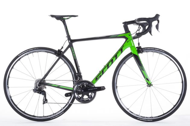 5a246a93e Scott Addict RC review - Cycling Weekly