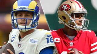 Rams vs 49ers live stream