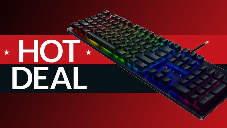 Check out this cheap Razer Huntsman deal and save $50 on a new Razer Huntsman optical mechanical gaming keyboard.