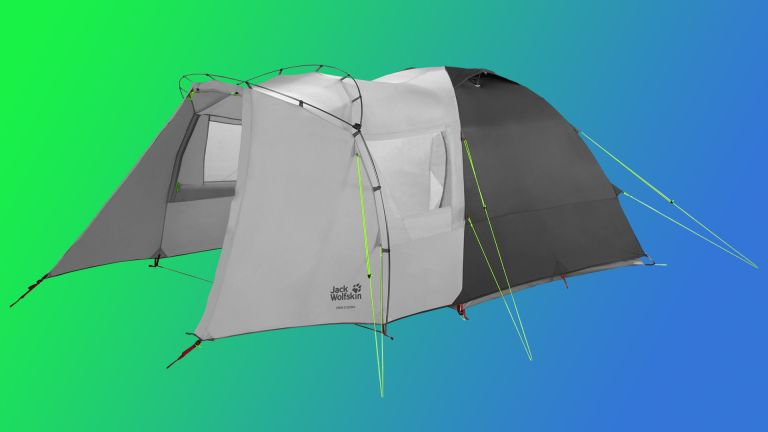 Jack Wolfskin Grand Illusion IV tent review
