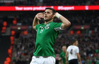 Soccer – International Friendly – England v Republic of Ireland – Wembley Stadium